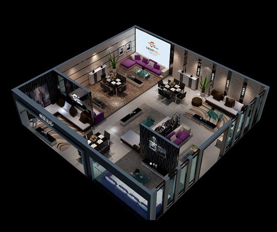 家具展厅设计BOB体育appios下载