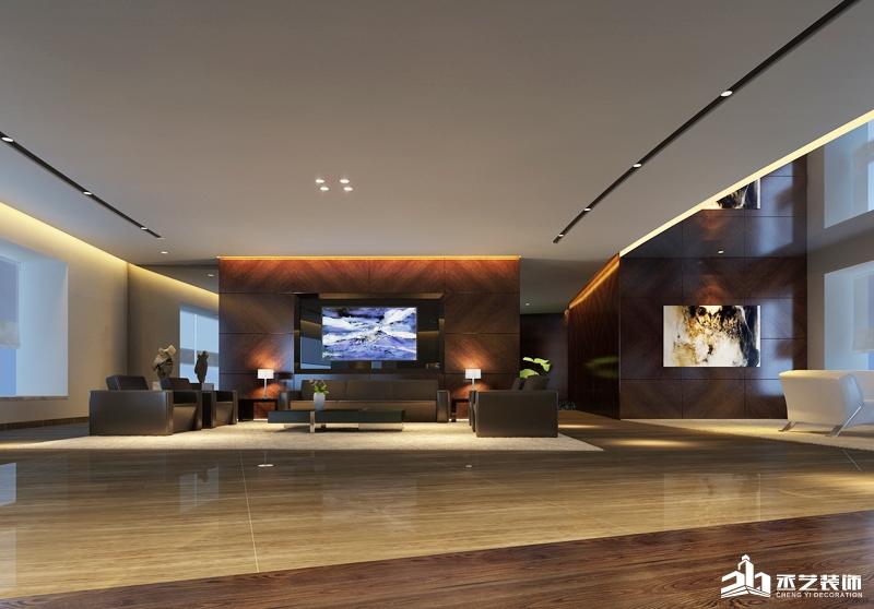 华夏银行办公室设计BOB体育appios下载 董事长室2BOB体育appios下载图片