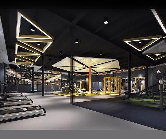 乐享健身房设计BOB体育appios下载