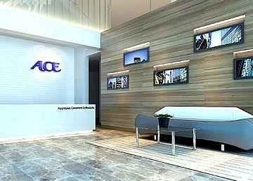 ACE集团办公楼BOB体育appios下载设计